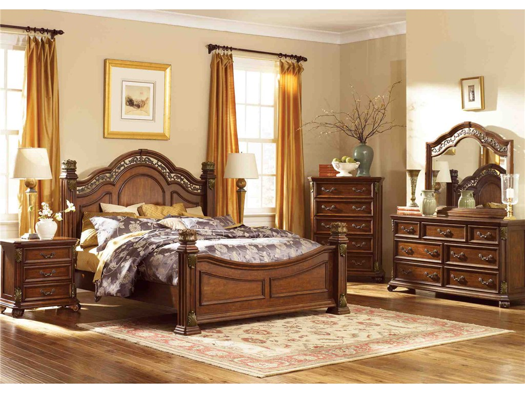 Liberty furniture Elements cameron bedroom set